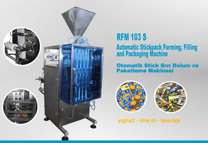Automatic Vertical Form Liquid Filling And Packaging Machine