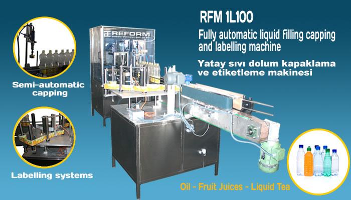 Machine remplissage e liquide