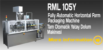 Horizontal Form Packaging Machine For Granule And Powder Products