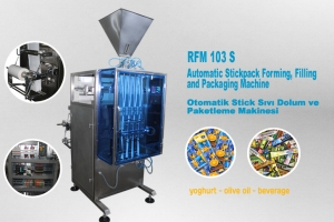Automatic Vertical Form Stick pack Forming, Filling and Packaging Machine