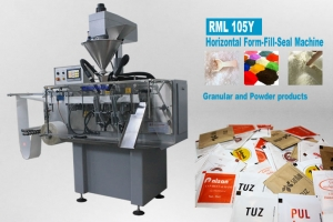 Fully Automatic Horizontal Form Packaging Machine For Granule And Powder Products