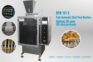 Stick Pack Packaging Machine for Granul